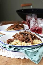 cuisine chinoise boeuf aux oignons recette chinoise de boeuf aux oignons le miam miam