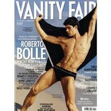 Vanity Fair Italiano Roberto Bolle For Vanity Fair Polyvore