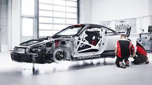 porsche 911 cup car 2017 porsche 911 gt3 cup car unveiling trackworthy