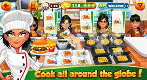 jeux de cuisine telecharger télécharger jeux de cuisine restaurant chef fever craze apk mod