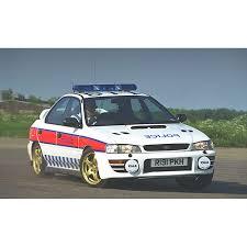subaru impreza turbo police subaru impreza turbo