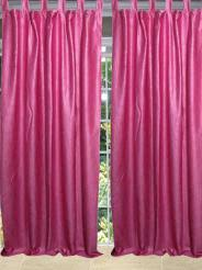 Fabric Drapes Sari Curtains Indian Sari Panel Bedroom Curtains Mogulinterior