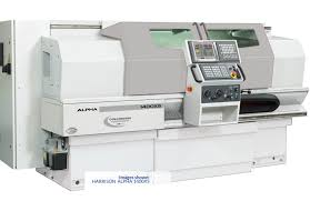 harrison alpha 1550xs manual cnc lathe rk international