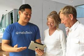 Geek Squad Job Application La Based Hellotech Wants To Be The Uber Of Tech Support Recode