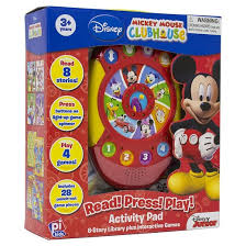 press play mickey mouse clubhouse target