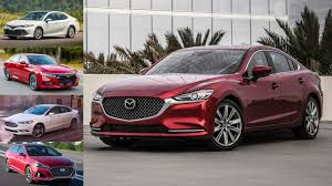 how are mazda turbo mazda6 compared with powerful mid size sedans autoblog