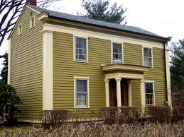 colonial paint colors for home interior and exterior historic