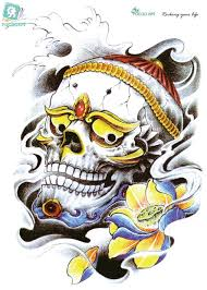 online get cheap halloween tattoos temporary aliexpress com
