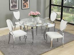 Dining Room Sets With Glass Table Tops Glass Tables Rooms To Go Mango Table Granas Chairs For Sale