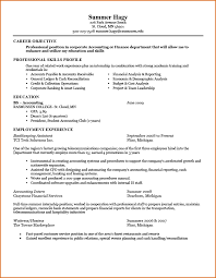 Great Resume Objectives Examples by Resume Objective Example For College Students Templates