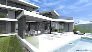 villa d architecte contemporaine album