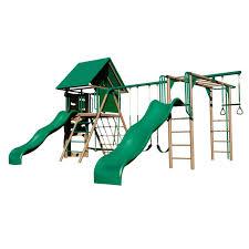 swing sets wood u0026 metal swing sets swingsetmall com