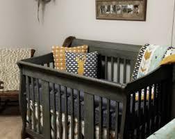 Duck Crib Bedding Set Crib Bedding Etsy