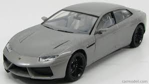 lamborghini estoque white motor max 79157g scale 1 18 lamborghini estoque 2008 grey met