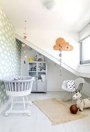 papier chambre bébé design interieur amenagement chambre bebe feng shui lit bebe ovale