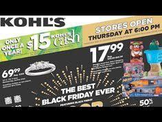 kohl s black friday deals 2015 http inspiringsavings