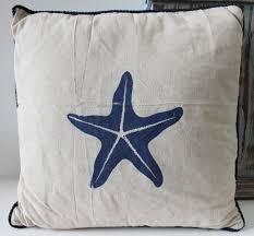 california seashell company retail starfish throw pillow 17 99