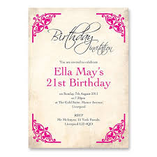 21st birthday invitations afoodaffair me