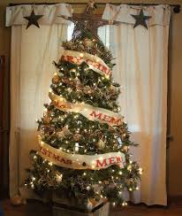 fresh country christmas tree decorations 96 in interior decor home