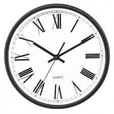 horloge de bureau design horloge de bureau murale romaine
