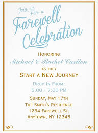 20 farewell party invitation templates psd ai indesign word