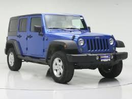 blue jeep blue jeep wrangler for sale carmax