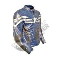 motorbike coats captain america navy blue leather jacket 1000x1000 jpg