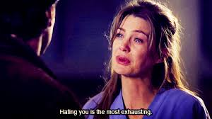 thanksgiving as described by grey s anatomy