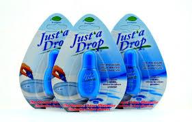 Best Odor Eliminator For Bathroom Amazon Com Just A Drop Natural Toilet Odor Eliminator