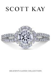 scott kay engagement rings scott kay halo engagement ring engagement ring usa