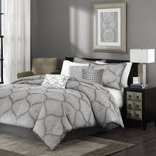 amazon com madison park mp10 1645 amara 7 piece comforter set