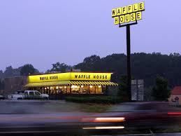 waffle house waitress gives back tip business insider