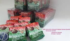 Teh Merah distributor teh oolong original