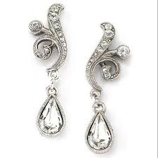 fancy earing cheap bridal fancy drop earrings find bridal