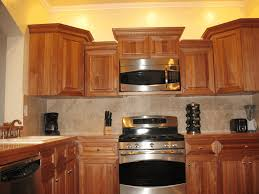 kitchen design for small space recessed wood doors l shape kitchen