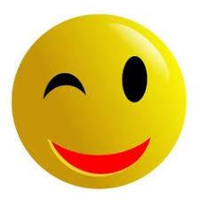 Wink Face Meme - emoji face wink yellow images bite edge headshot logo