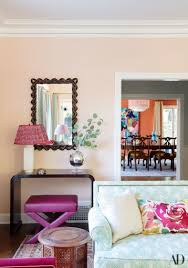tour mindy kaling u0027s cheerful los angeles home photos