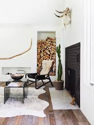 5 brilliant ways to style cowhide rugs scandinavian living rooms