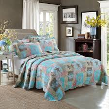 Cotton Quilted Bedspread Popular Cotton Quilted Bedspread Buy Cheap Cotton Quilted