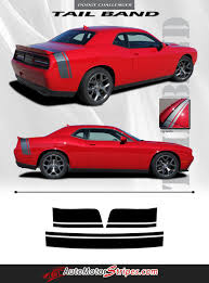 2008 to 2015 dodge challenger rt style side stripes cars