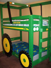 Bunk Bed For Toddlers Diy Tractor Bunk Bed For Boys
