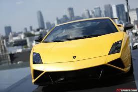 Lamborghini Gallardo Back - giallo lamborghini gallardo 570 4 squadra corse makes tokyo debut