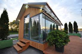House Frame Live Entirely Off The Grid In A 3d Printed Passivdom Smart House