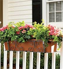 window boxes from plow and hearth