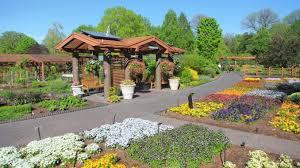 The Missouri Botanical Garden At The Magic Of The Missouri Botanical Garden