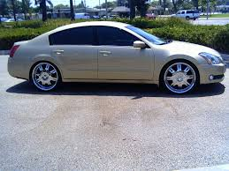 nissan maxima black rims fourtitude com pic request new nissan maxima with aftermarket
