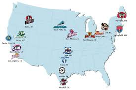Canton Ohio Map by Nba Teams Choosing To Keep Their Nba D League Affiliates Close To
