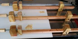Kitchen Cabinet Clamps Homemade Clamps From Wood By Americanwoodworker Lumberjocks