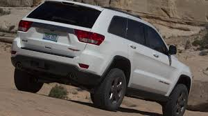 jeep trailhawk lifted 2013 jeep grand cherokee trailhawk review notes autoweek