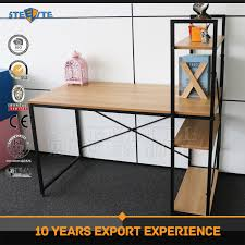 bureau top office wooden top office table design reception desk metal table frames